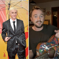 """Harry Potter""-Star Tom Felton: Das machen die Kinderstars heute"