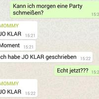 Whatsapp-Hack Verarsche