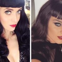 Star-Doppelgänger: Katy Perry