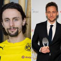 Neven Subotic Tom Hiddleston