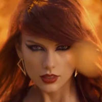 Taylor Swift rote Haare
