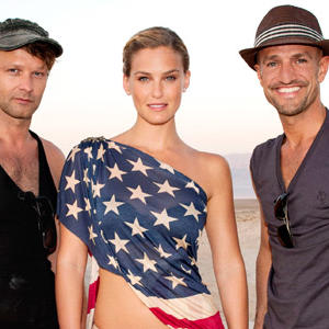 "Bar Refaeli sucht den ""Million Dollar Shootingstar"""