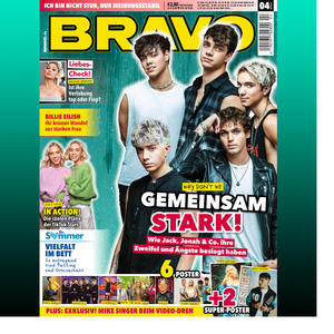 BRAVO#04 Cover Why Don't We