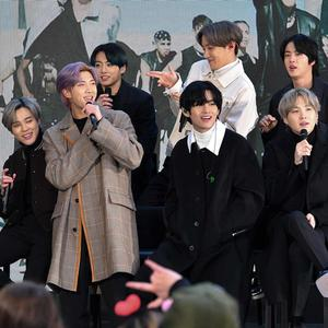 BTS: Streaming-Konzert bringt 1 Million Zuschauer