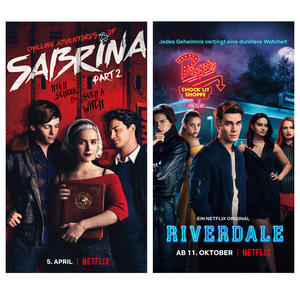 """Chilling Adventures of Sabrina"" bald bei ""Riverdale""?"