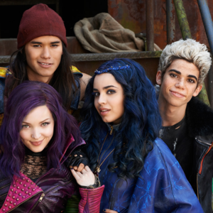 Descendants-3