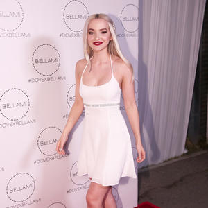 """Descendants""-Star Dove Cameron: Panick-Attacke"