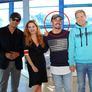 Capital Bra bald in DSDS-Jury?