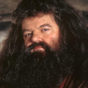 "So kennen Robbie Coltrane die Fans: Als ""Hagrid"" in den ""Harry Potter""-Filmen"