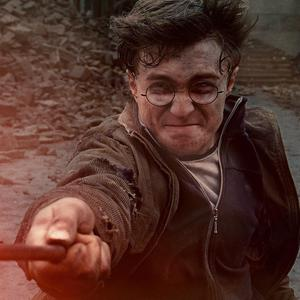 "Harry Potter in ""Heiligtümer des Todes – Teil 2"""