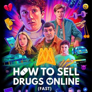 """How To Sell Drugs Online (Fast)"": Netflix bestätigt Staffel 3"