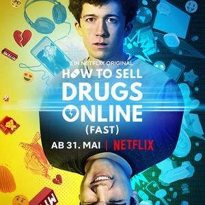 """How To sell Drugs Online (Fast)"": Alle Infos über die neue Netflix-Serie"