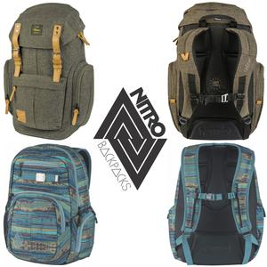 Nitro Backpack Verlosung