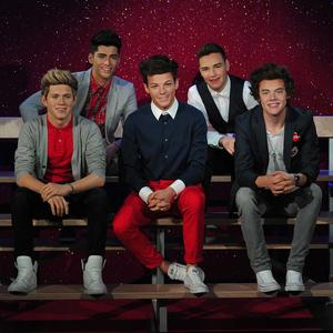One Direction: Madame Tussauds entfernt Wachsfiguren