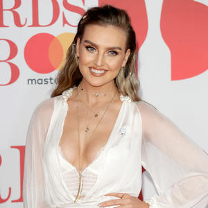 Perrie Edwards bei den BRIT Awards 2018 in London.