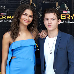 """Spider-Man"": Zendaya hat Angst, dass Tom Holland stirbt!"