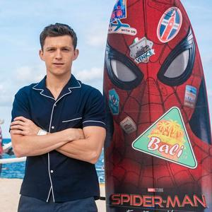 "Tom Holland schlüpft wieder in ""Spider-Man""-Rolle"