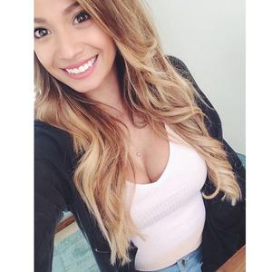 Paola Maria Haare blond